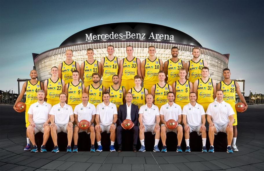 ALBA_BERLIN_Team